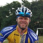 Leon van der Ham fietst Alp d'HuZes